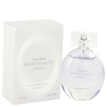 Sheer Beauty Essence by Calvin Klein Eau De Toilette Spray 1 oz - $11.58
