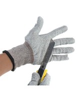 Safety Cut Anti-cut Gloves Proof Stab Resistant Stainless Steel Wire Met... - $11.63