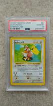 Pokemon Farfetch'd 27/102 Shadowless Base Set PSA 10 1999 Pokemon TCG - $49.99