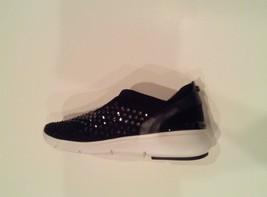 4ee881dccaad4 Michael Kors Ace Trainer Rhinestone Embellished Sneakers black trendy -   110.00