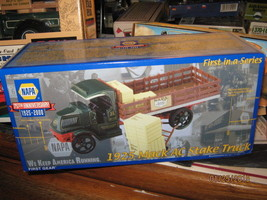 1925 Mack Ac Stake Truck Napa 75th Anniversary First Gear-FREE Shipping - $35.00