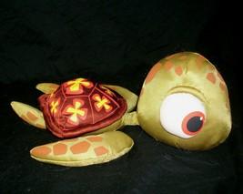 "11 ""applause disney pixar the world of turtle nemo squirt stuffed animal - $11.30"