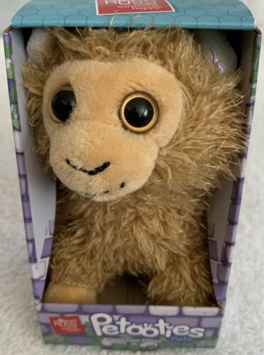 "Primary image for RUSS PETOOTIES PETS Collectible Cuties Plush Tan Monster BOBBY 4"" NEW IN BOX NIB"
