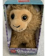 "RUSS PETOOTIES PETS Collectible Cuties Plush Tan Monster BOBBY 4"" NEW IN... - $11.87"