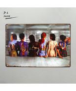 dingleiever DL-Pink Floyd TIN SIGN Retro Wall ART Plaque - $17.95