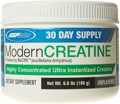 USP Labs | Modern CREATINE | Ultra Concentrated | Unflavored | 30-Day Su... - $19.75