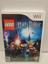 Lego Harry Potter Years 1-4 Video Game for Wii by Warner Brothers - $6.58