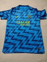 soccer  training jersey Boca jrs orig used - $53.46