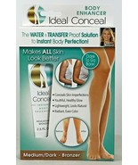 Ideal Conceal Medium to Dark Instant Body Enhancer As Seen On TV NEW - $13.28
