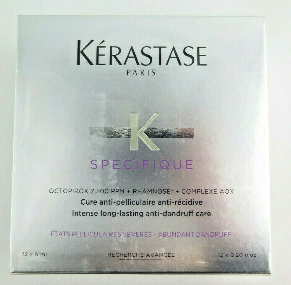 Primary image for Kerastase Specifique Intense Long-lasting Anti-Dandruff Care 12 x 6 ml