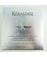 Kerastase Specifique Intense Long-lasting Anti-Dandruff Care 12 x 6 ml - $63.95