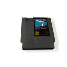 NES Kung Fu Video Game Nintendo Entertainment System 1985 - Cartridge Only - $9.89