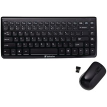 Verbatim(R) 97472 Mini Wireless Slim Keyboard & Mouse - $59.18