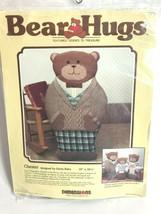 Dimensions Bear Hugs Chester Needlepoint Kit # 2288 by Gloria Kahn 1985 ... - $49.49