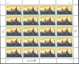 USPS Smithsonian Institution Twenty 32 Cent Postage Stamps 1995 Scott 3059 - $9.99