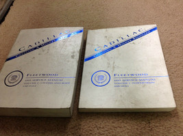 1995 CADILLAC FLEETWOOD Service Shop Repair Workshop Manual Set FACTORY ... - $23.75