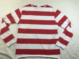 Halloween costume Where's Waldo Shirt Adult Sz Small/medium S/M - $18.68