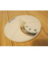 CUISINART Slicing Disc Slicer DLC-522TX 2mm Little Pro Plus TX Handy Prep - $13.99