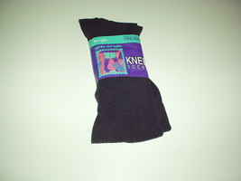 Kid Store GIRLS Nylon Single Pair of Navy KNEE SOCKS size Large - NEW - $8.99