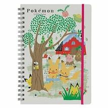 Pokemon Center Original ring notebook Pokémon little tales - $17.16