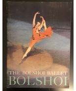 The Bolshoi Ballet Magazin - $9.90