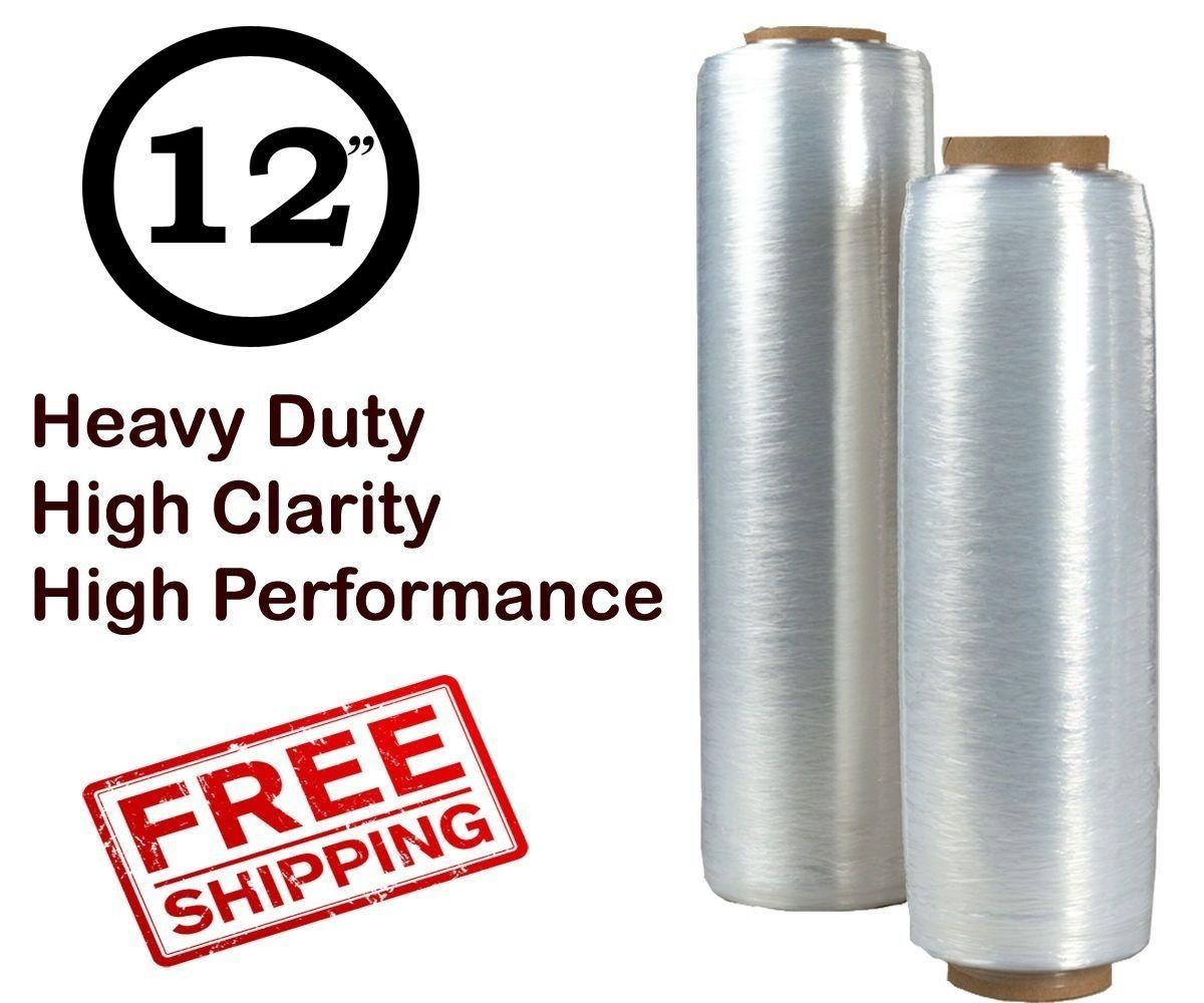 12 X 1500 Stretch Wrap 70 Gauge