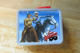 The Cheerios cereal brand 60th anniversary lunch box,The Lone Ranger 194... - $14.25