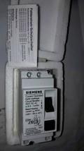 Siemens NFJ 16/2 5SZ2 212-4C Current Operated Earth-Leakage Circuit Breaker 10mA - $63.36