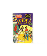 Marvel Comics The Electric Co. Spidey Super Stories Vol. 1 Issue #5 Feb. 1975 - $6.44