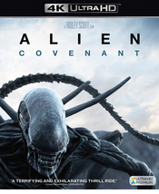 Alien: Covenant [4K Ultra HD + Blu-ray]
