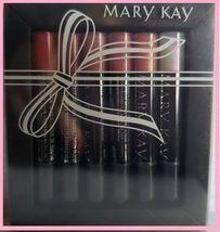 Mary Kay Signature Mini Lip Gloss Set of 6 Lip Glosses New & Sealed - $14.99