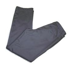 Van Heusen Pants Size 30x32 Khaki Chino Mens Straight Leg Gray  - $12.86