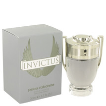 Invictus by Paco Rabanne Eau De Toilette  1.7 oz, Men - $53.21