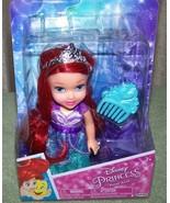 "My First Disney Petite Ariel 6"" Doll New - $16.50"