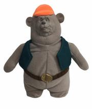"Mc Donald's Disney Big Al The Country Bears 6"" Plush Stuffed Toy Happy Meal - $15.79"