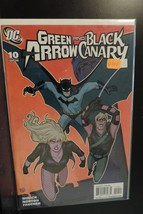#10 Green Arrow Black Canary 2008 DC Comic Book D717 - $3.36