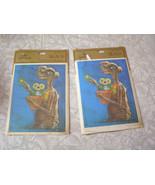 E.T. Extra Terrestrial Hallmarks Seals Stickers New - $16.98