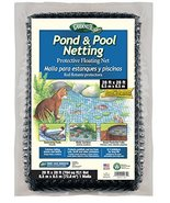 "Dalen PN-28 PN28 Pond Netting 28-Feet 3/8"" Mesh, 28'X28' - $39.99"
