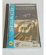 Sega CD 1994 Loadstar: The Legend of Tully Bodine Excellent Condition  - $19.75
