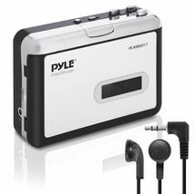 Pyle PCASRSD17.5 Cassette Player Recorder and MP3 Digital Tape Converter... - $39.99