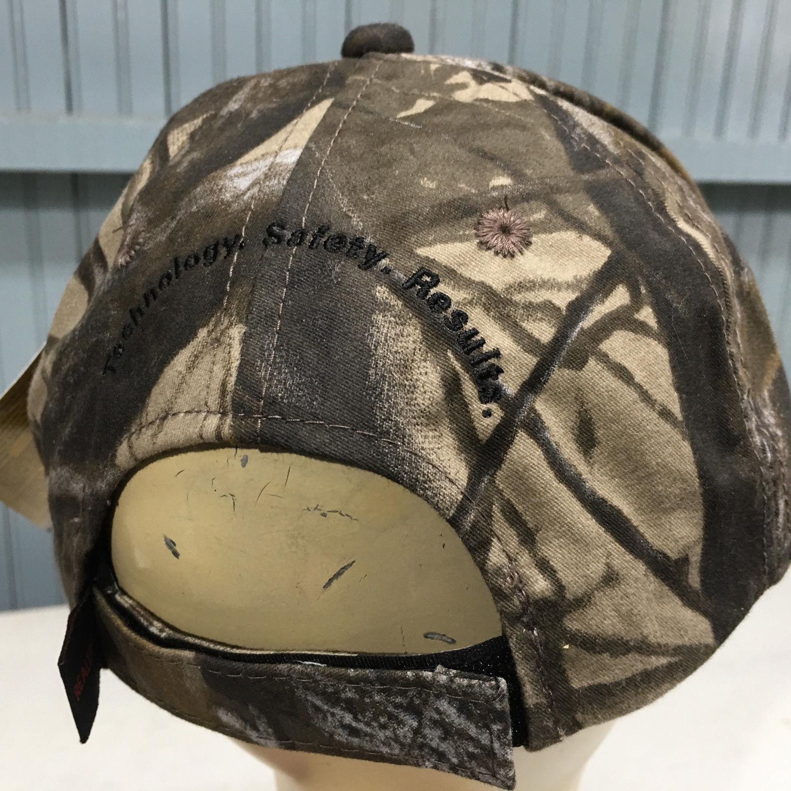 Aquilex WSI Camo Hunting RealTree Adjustable Baseball Cap Hat