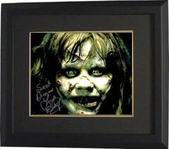 Linda Blair signed The Exorcist 11x14 Photo Cus... - $123.95
