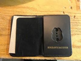 NYC Sergeants  Daughter Wallet 2017 PBA - $13.10