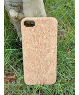 EcoQuote iPhone 7 / 8 Handmade Eco Friendly Phone Case Cork Finishing fo... - $26.00