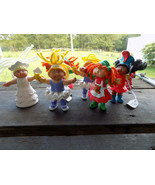 McDonald's CABBAGE PATCH KIDS Happy Meal toys 1992-94 Lot of 6 Vintage - $13.30