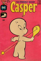 Friendly Ghost, Casper, The #73 VG; Harvey | low grade comic - save on shipping - $27.99