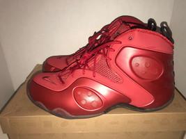 Nike Zoom Rookie Penny Hardaway Red Men's Size 11 Deadstock 472688 601 - $200.00