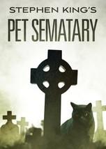 Pet Sematary DVD