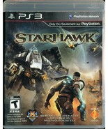 Starhawk (Sony Playstation 3, 2012, PS3) - Complete - $3.95