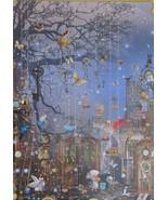 Heye Ilona Reny Magic Keys 1000 pc Jigsaw Puzzle Fantasy Landscape US Seller - $22.76